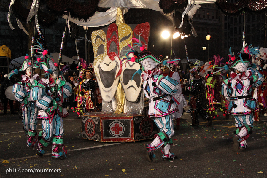 2014 Mummers Parade-0260