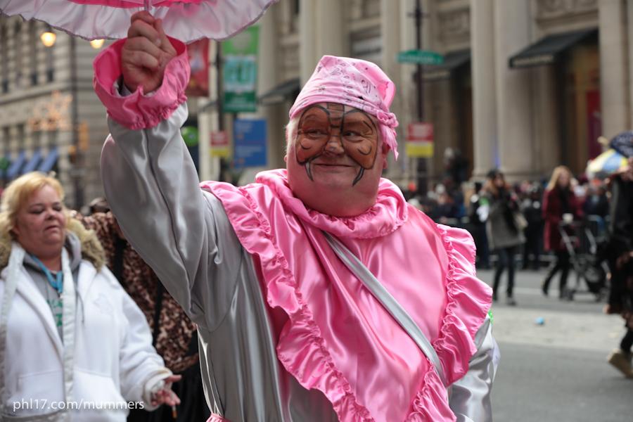 2014 Mummers Parade-0275