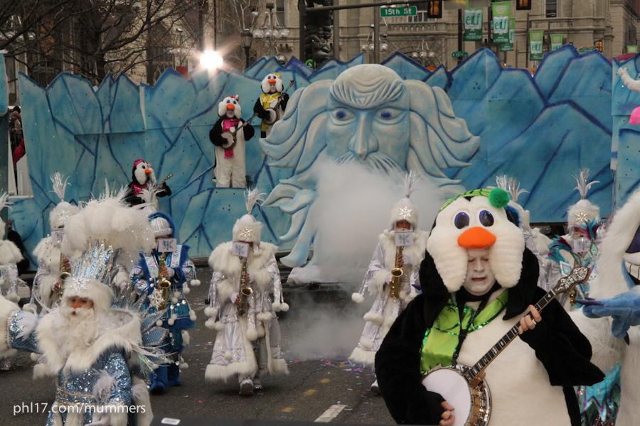 2014 Mummers Parade-0276