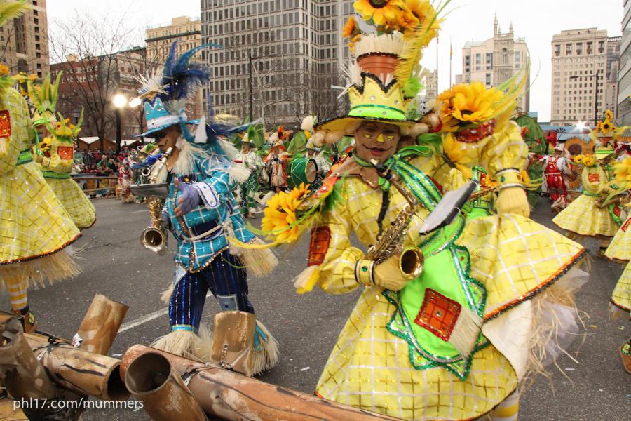 2014 Mummers Parade-0290