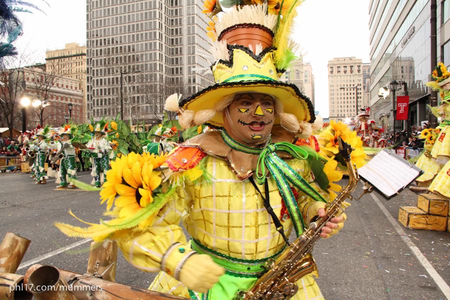 2014 Mummers Parade-0291