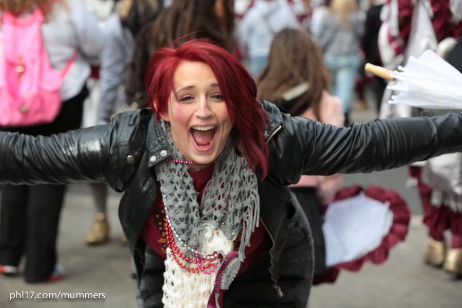 2014 Mummers Parade-0292