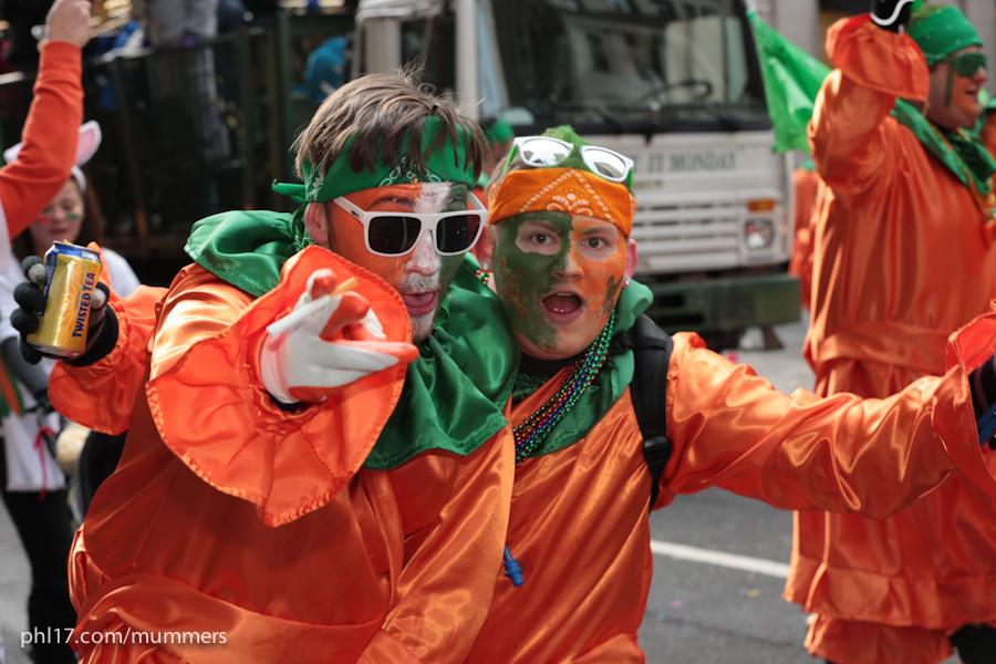 2014 Mummers Parade-0300