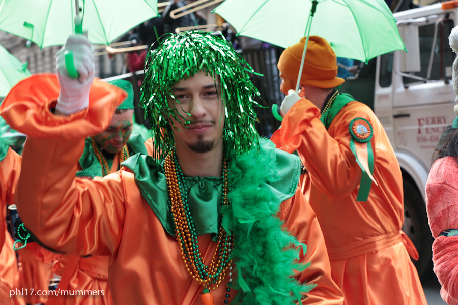 2014 Mummers Parade-0303