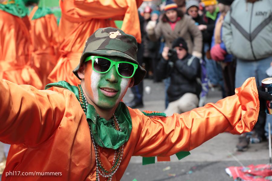 2014 Mummers Parade-0306