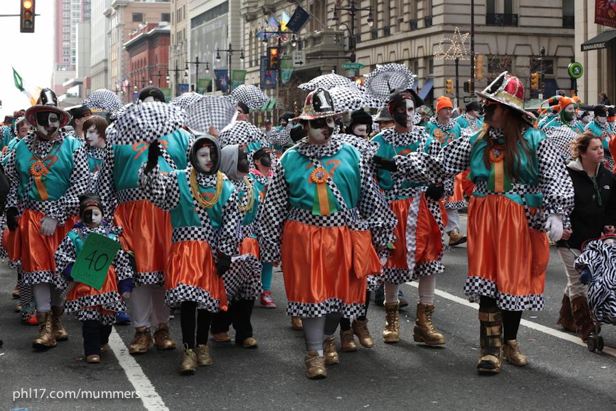 2014 Mummers Parade-0315