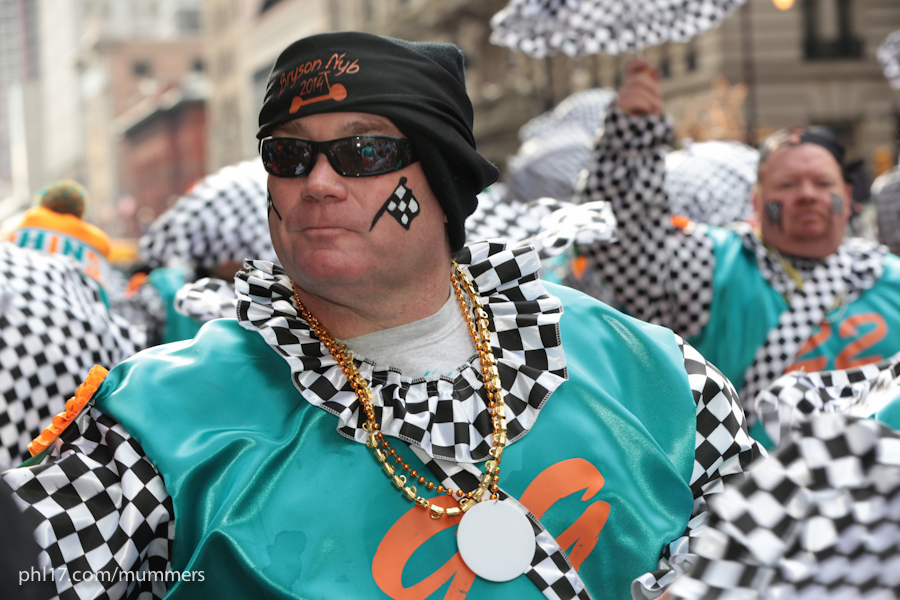 2014 Mummers Parade-0317