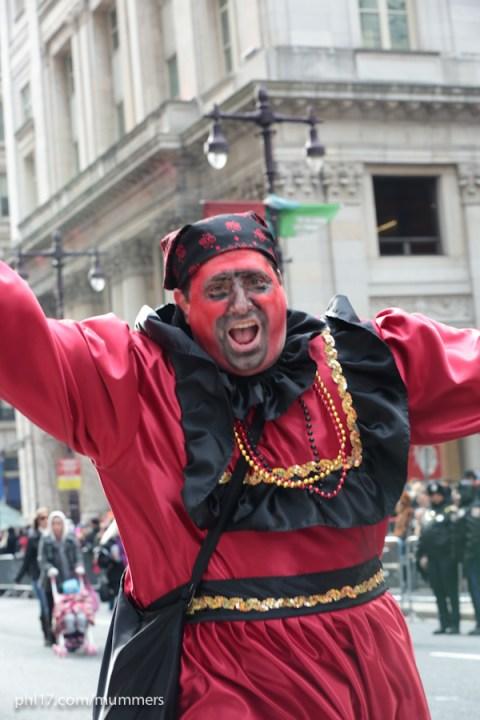 2014 Mummers Parade-0339