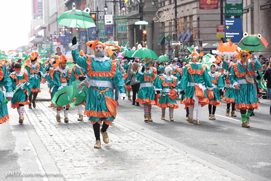 2014 Mummers Parade-0341