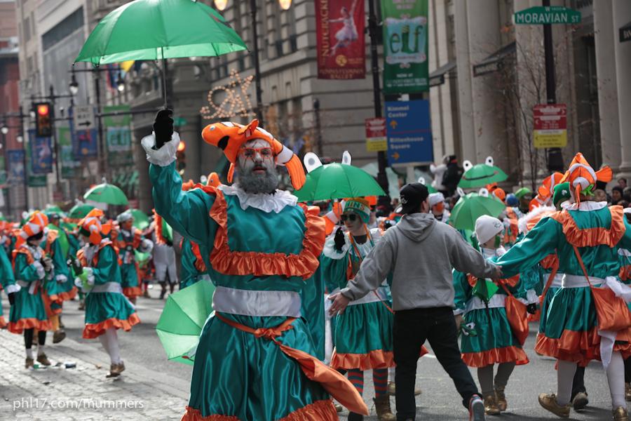 2014 Mummers Parade-0342
