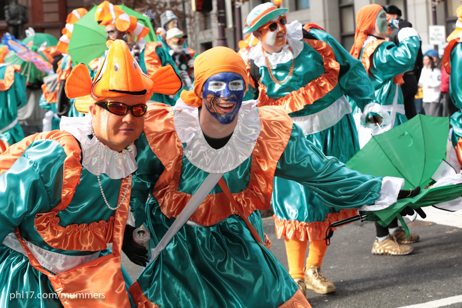 2014 Mummers Parade-0348
