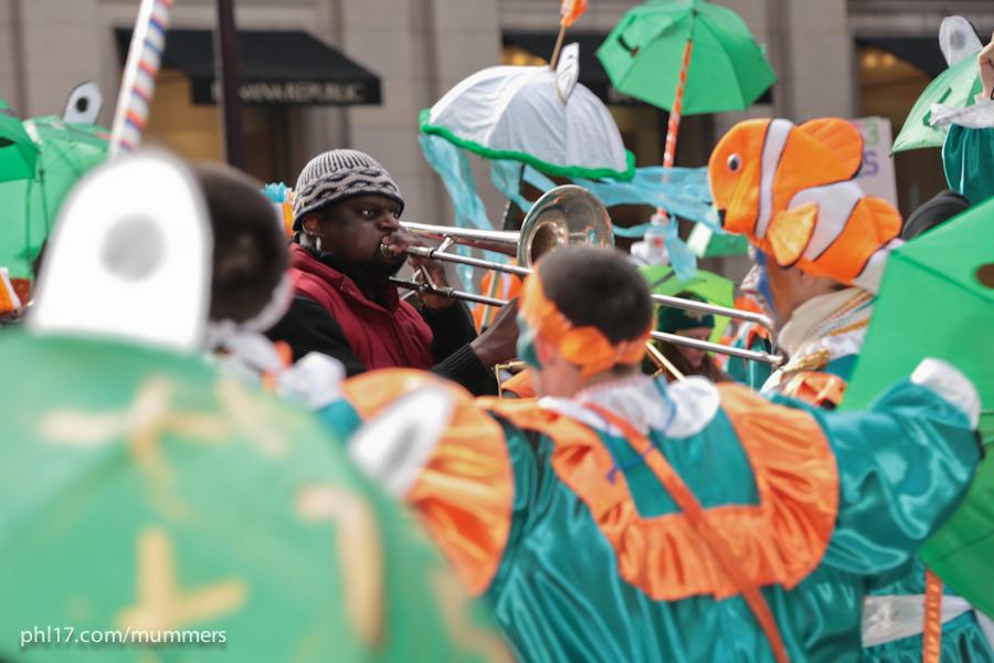 2014 Mummers Parade-0350