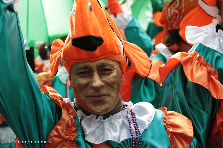 2014 Mummers Parade-0362