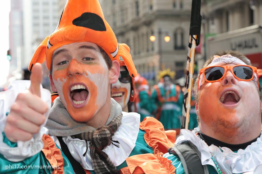 2014 Mummers Parade-0372