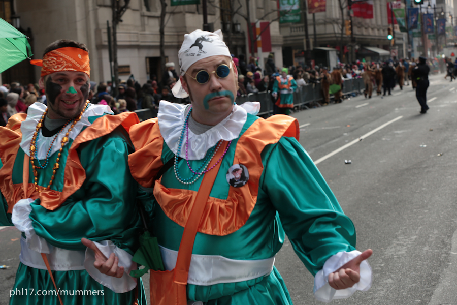 2014 Mummers Parade-0380