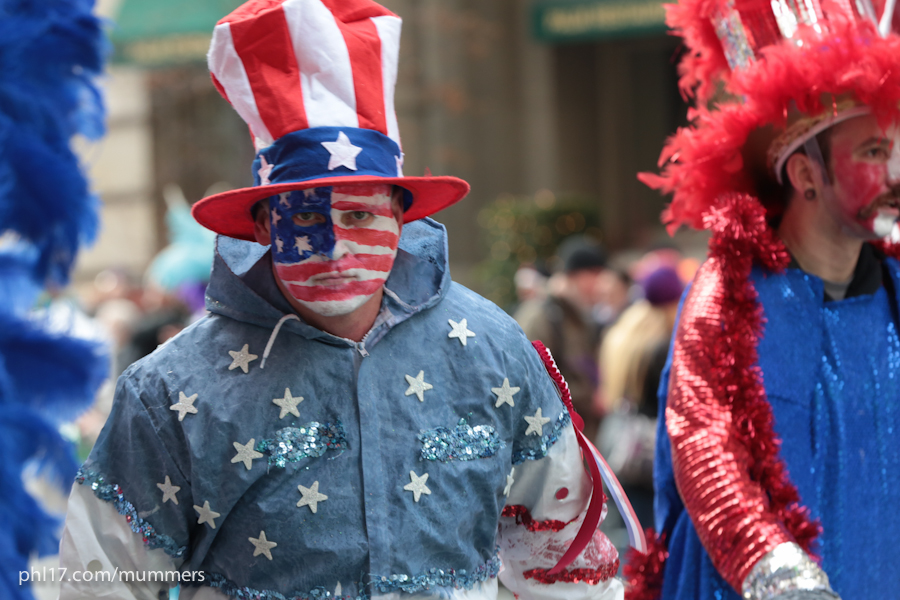 2014 Mummers Parade-0387