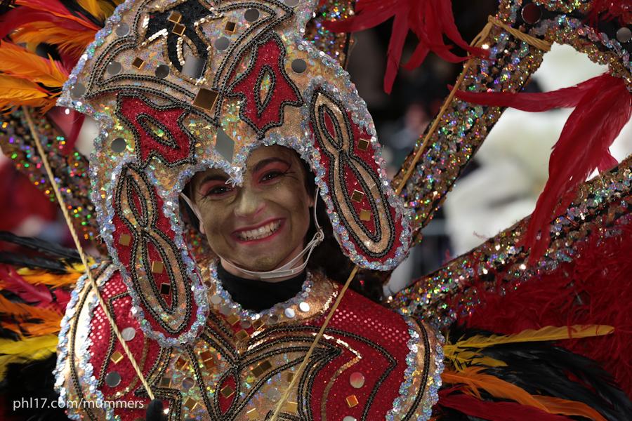2014 Mummers Parade-0390