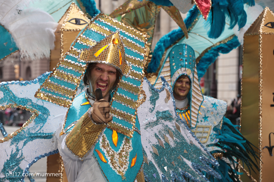 2014 Mummers Parade-0394