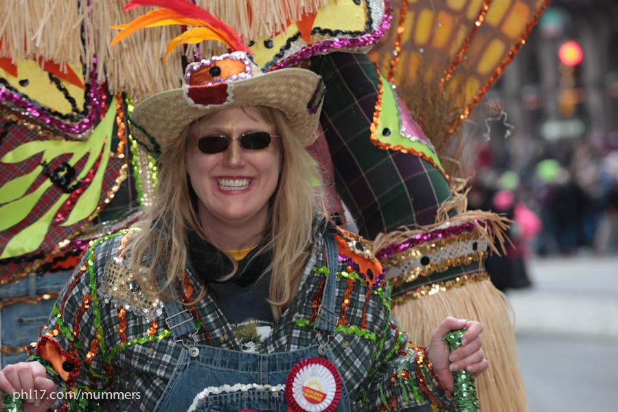 2014 Mummers Parade-0397