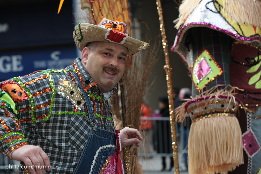 2014 Mummers Parade-0398