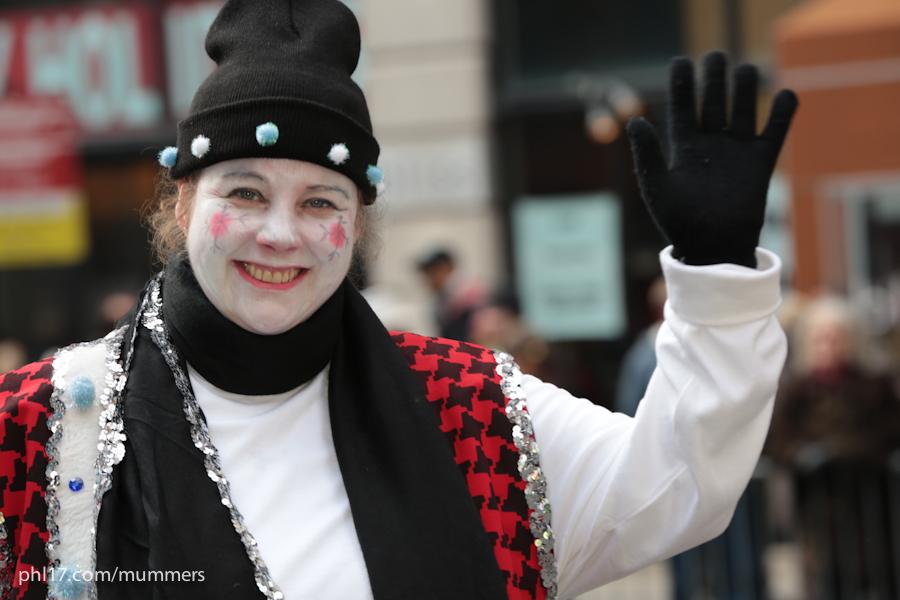 2014 Mummers Parade-0403