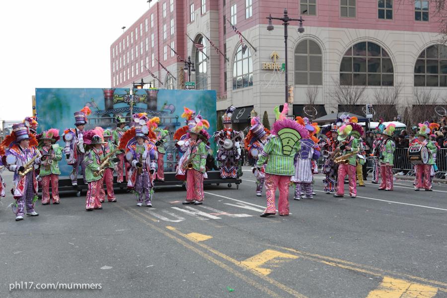 2014 Mummers Parade-0815