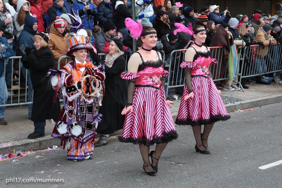 2014 Mummers Parade-0816