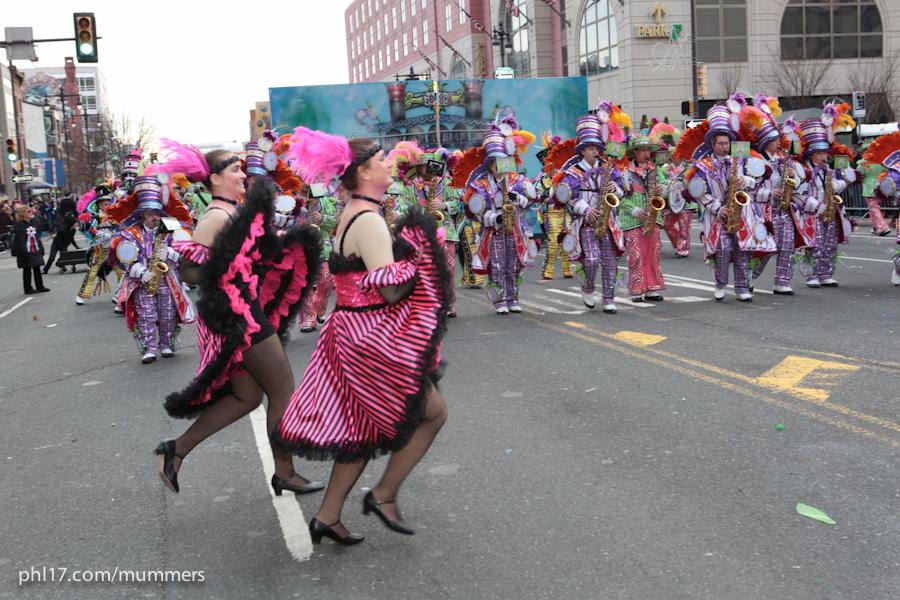 2014 Mummers Parade-0819
