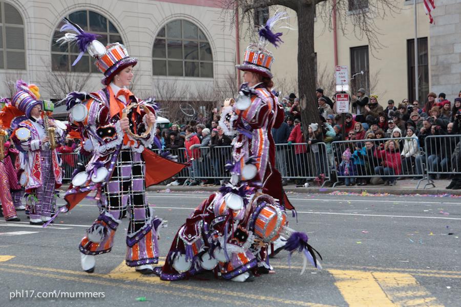 2014 Mummers Parade-0824