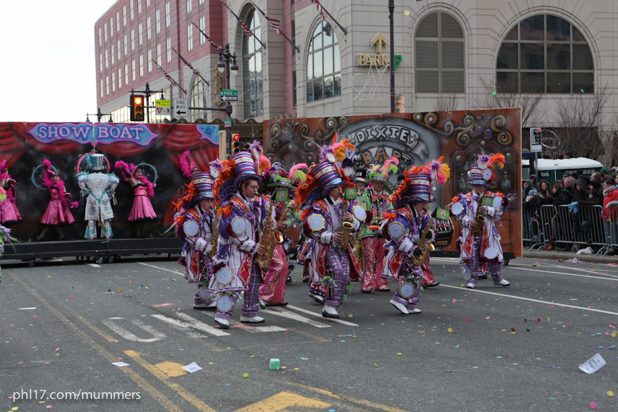 2014 Mummers Parade-0827