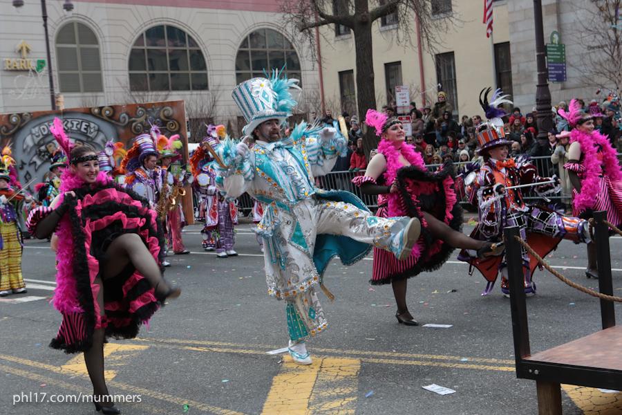 2014 Mummers Parade-0831