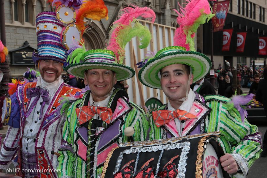2014 Mummers Parade-0845