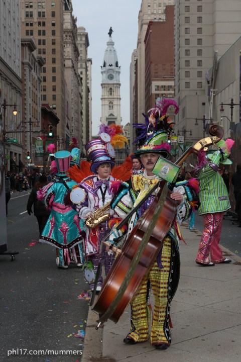 2014 Mummers Parade-0846