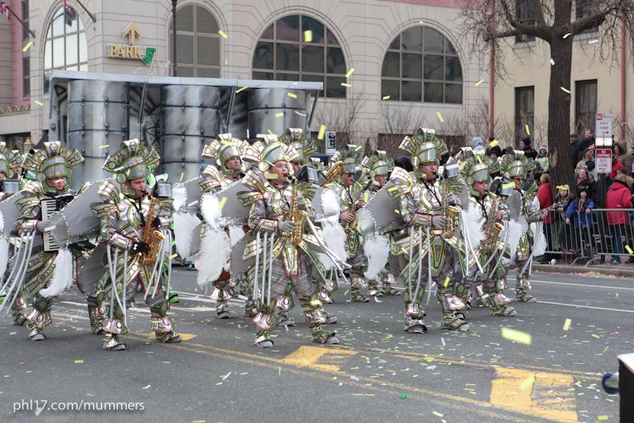 2014 Mummers Parade-0852
