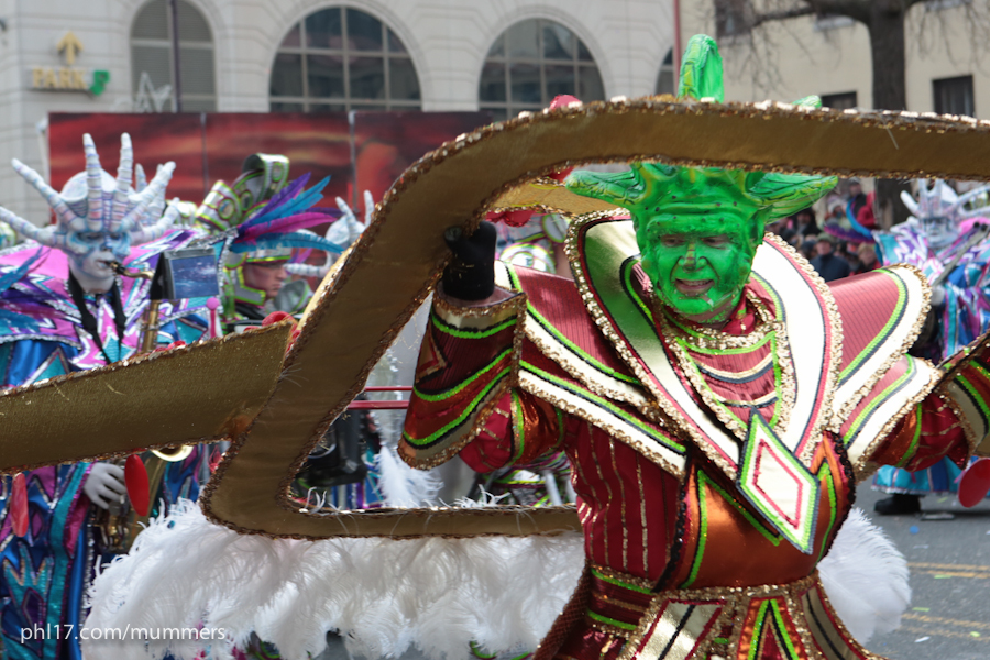 2014 Mummers Parade-0864
