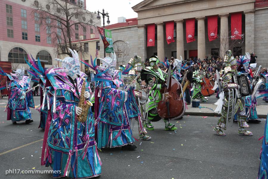 2014 Mummers Parade-0867