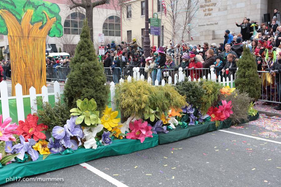 2014 Mummers Parade-0872