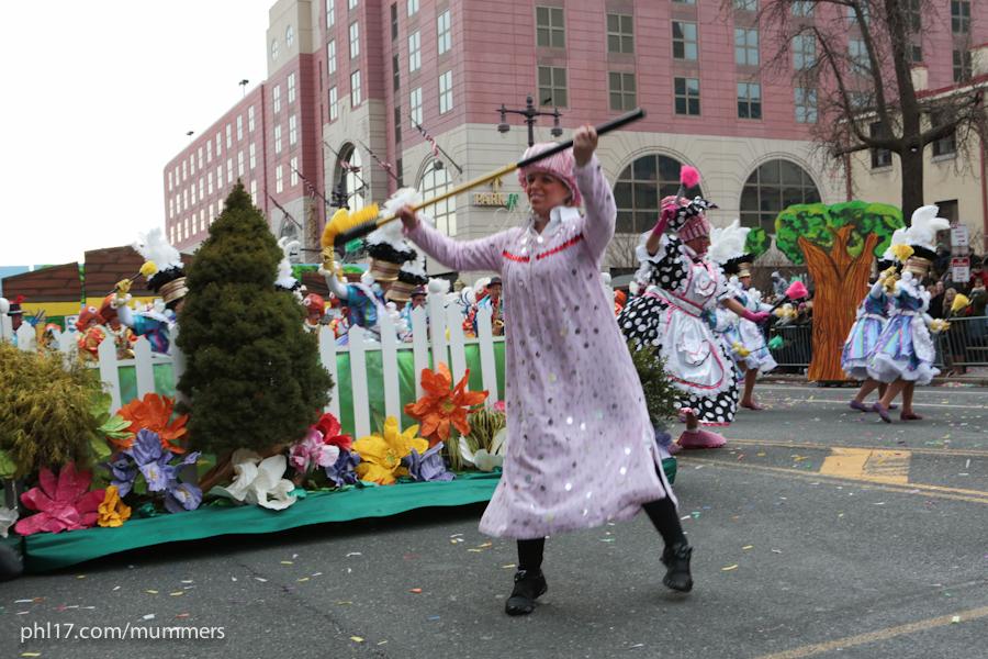 2014 Mummers Parade-0874