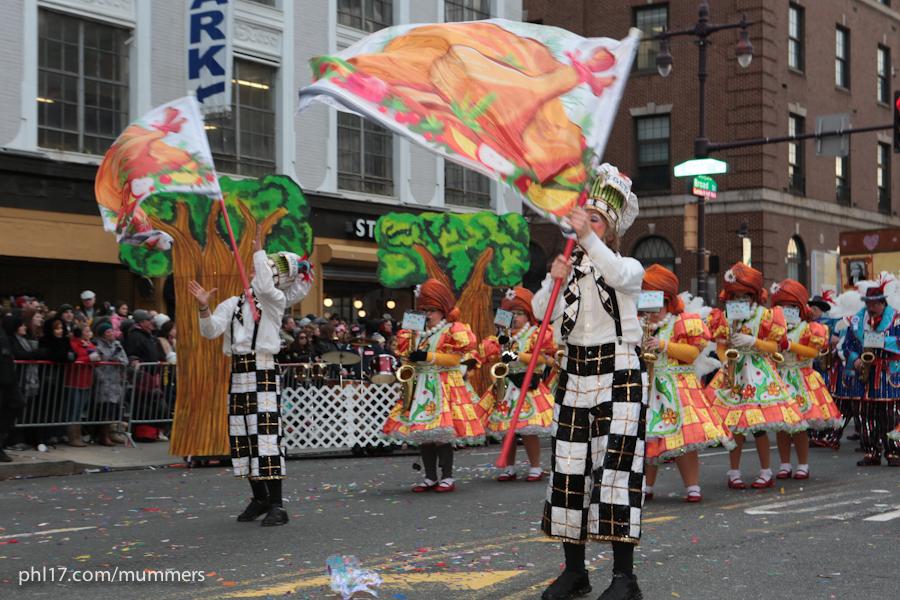 2014 Mummers Parade-0883