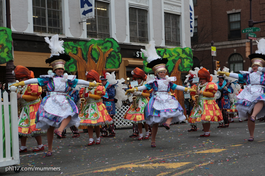 2014 Mummers Parade-0887