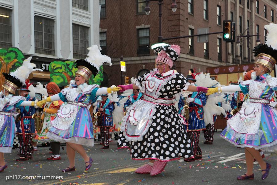 2014 Mummers Parade-0890