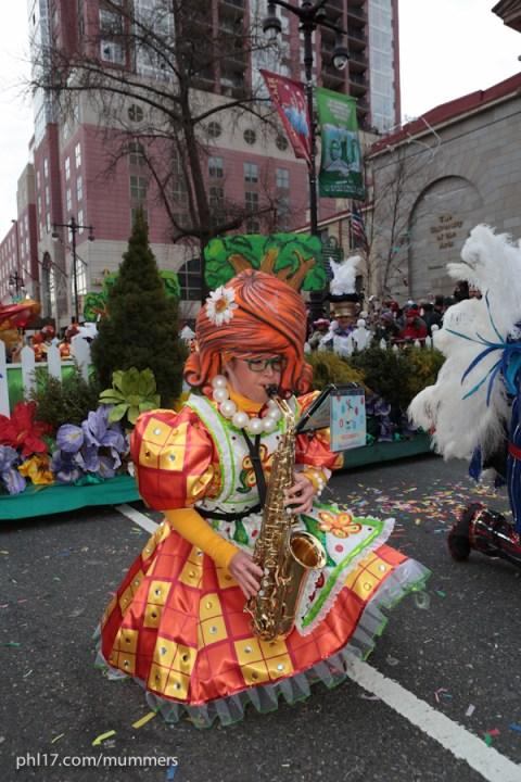 2014 Mummers Parade-0894