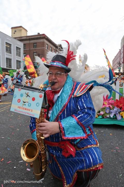 2014 Mummers Parade-0896