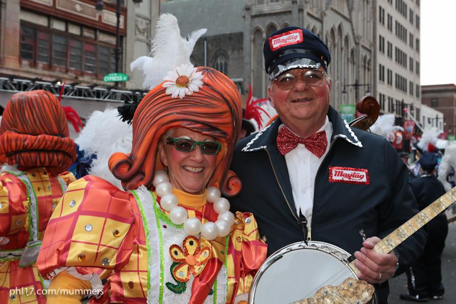 2014 Mummers Parade-0907