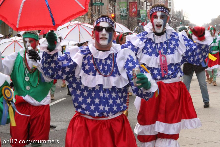 2014 Mummers Parade-19