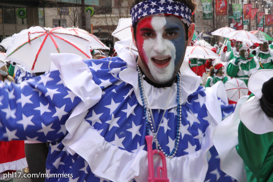 2014 Mummers Parade-20