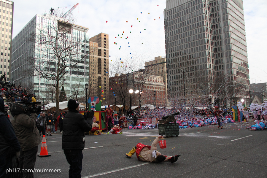 2014 Mummers Parade-9248