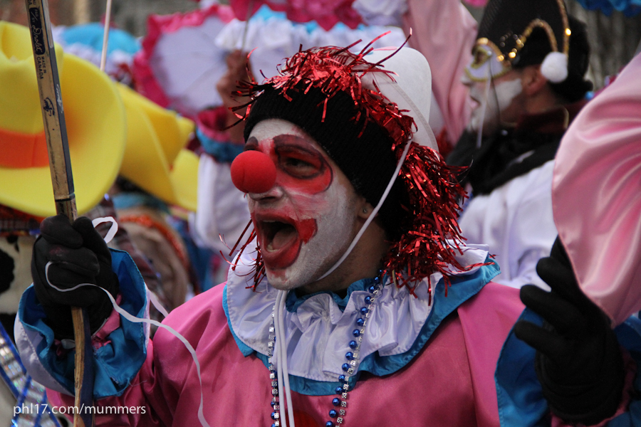 2014 Mummers Parade-9257
