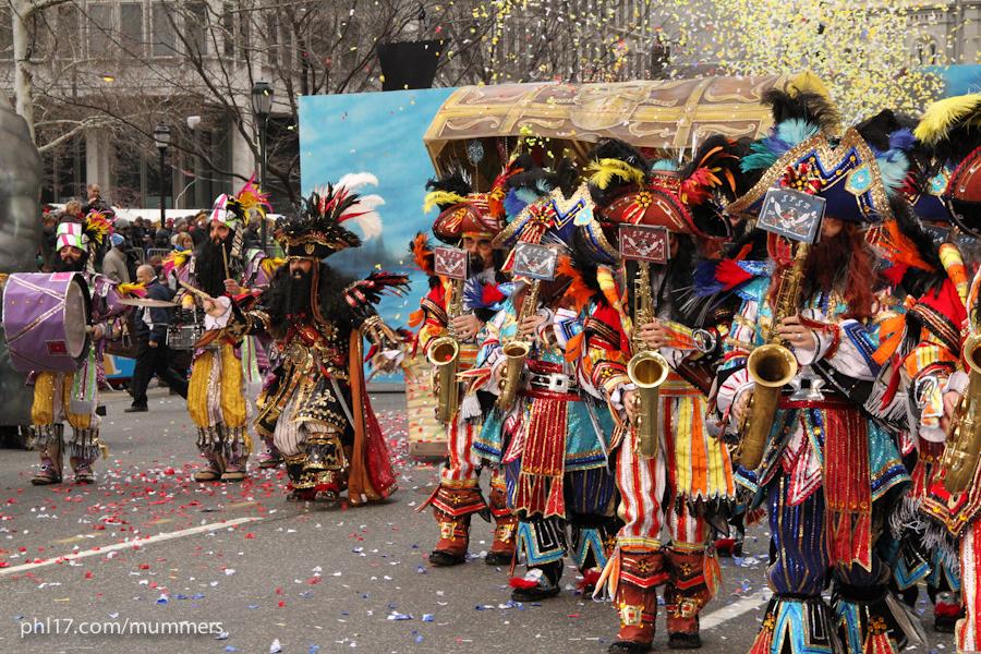 2014 Mummers Parade-9899