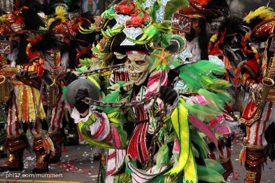 2014 Mummers Parade-9907
